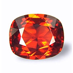 Grenat Hessonite